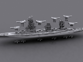1/1800 IJN BB Yamashiro[1942] in White Strong & Flexible
