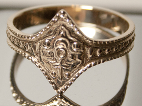 Ring of Favor and Protection, Size 8.5 in 14K Gold