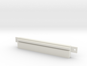"""Floppy Cover 3,5"""" SMALL compatible to Amiga 4000 in White Strong & Flexible"""