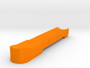 T3 Single Feed Follower (M) in Orange Strong & Flexible Polished