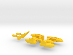 TF4: AOE Beevolution Kit v3.0 in Yellow Strong & Flexible Polished