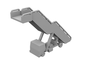 1:400 - Airstair_v5 [x5]   in Frosted Ultra Detail