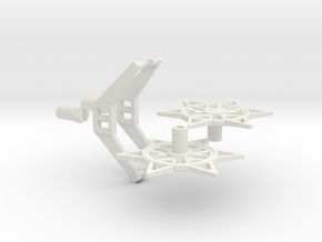 TF4: AOE Stingr kit for deluxe Stinger in White Strong & Flexible