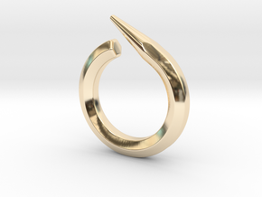PENCIL FOR EVER 18 - ITALIAN SIZE 18 in 14k Gold Plated
