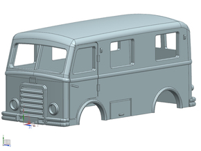 DAF A10 4windows in Frosted Ultra Detail