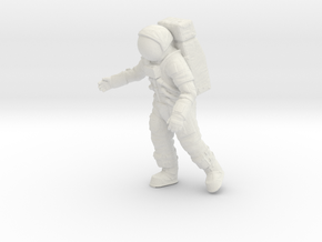 Apollo 11/ The First Step / 1:24 in White Strong & Flexible