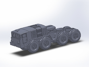 MAZ537 Semi-Tractor 1/200 in Frosted Ultra Detail