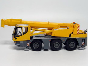 1:87 crane 45to.,3axle - Autokran 45to.,3achs FS in Frosted Ultra Detail