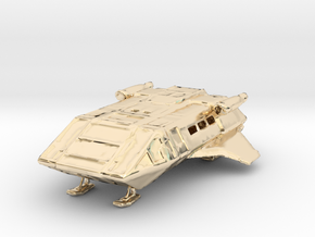 Shuttlecraft USS Galileo 2009 in 14K Gold