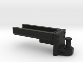 LGB G-Scale Kupplung Unzentriert TT-Coupler in Black Strong & Flexible