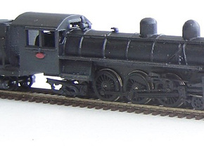 NZR AB Class NZ120 in Frosted Ultra Detail