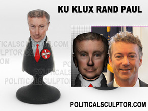 Ku Klux Rand Paul plug in Full Color Sandstone
