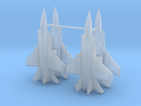 [Galaxia] MiG-231B Flight in Frosted Extreme Detail