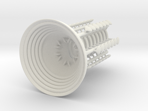 Mars Engine MAX-G in White Strong & Flexible