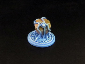 Summoned Stone tokens (3 pcs) in White Strong & Flexible