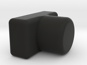 FIRE BUTTON in Black Strong & Flexible