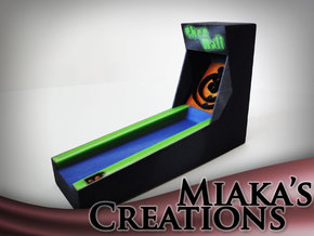 Mini Skeeball in Full Color Sandstone