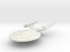 Next Class Cruiser in White Strong & Flexible