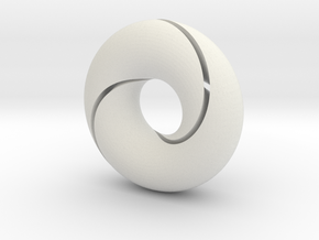 split torus in White Strong & Flexible