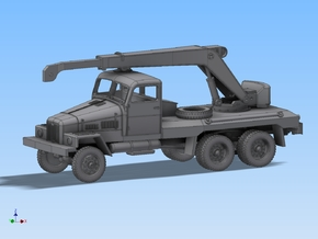 LKW  IFA G5 Autodrehkran Spur N 1:160 in Frosted Ultra Detail