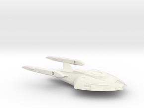 USS Equinox in White Strong & Flexible