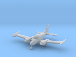 Cessna 310 - 1:144 scale in Frosted Ultra Detail