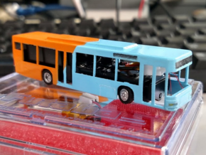 MAN A21 Lion's City Bus (N - 1:160) 2X in Frosted Ultra Detail