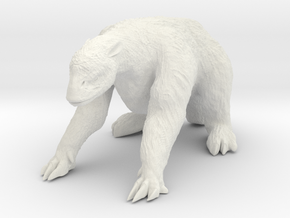 Megatherium 1 100(MEST 2015) in White Strong & Flexible