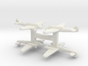 Bristol Beaufort 1:900 x4 in White Strong & Flexible