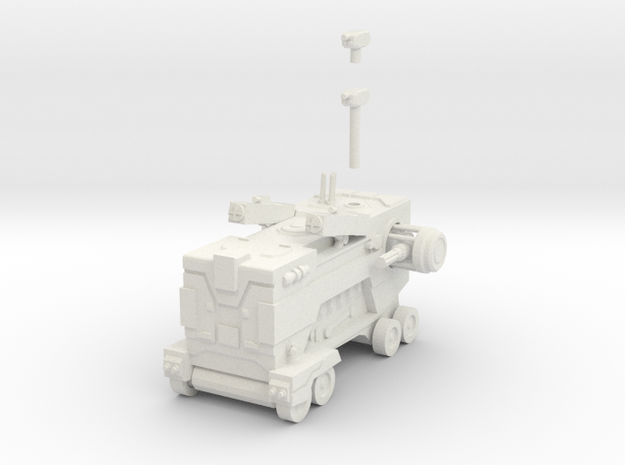 MG144-JAL06 Swebayen Command Vehicle 3d printed