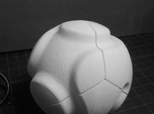 NSphere Thick (tile type:6) 3d printed