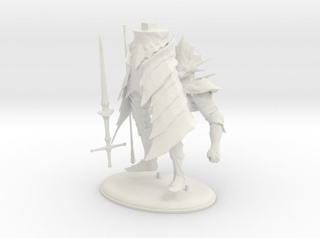 Dark Souls Ornstein Printable