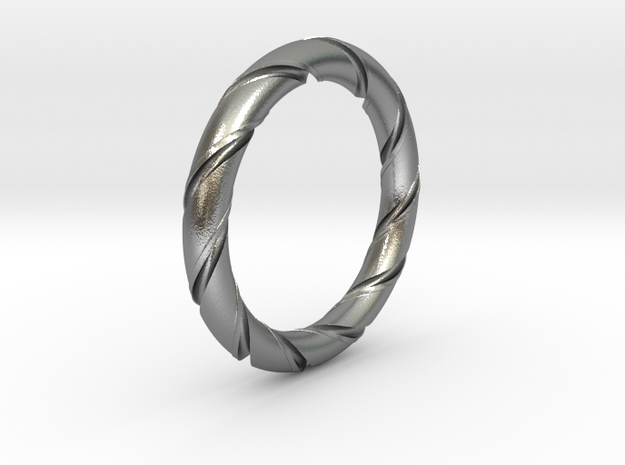 Bernd - Ring - US 7¼ - 17.5mm inside diameter 3d printed