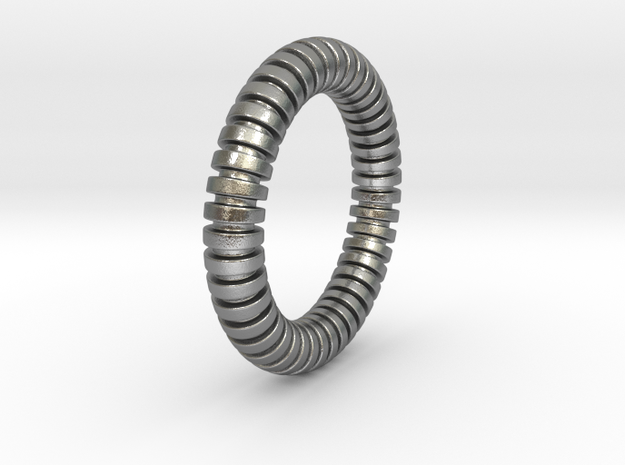 Patrick Circle - Ring - US 9 - 19 mm inside diame 3d printed