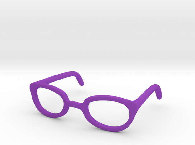 Eye Glasses Frames Egg: BJD doll size MSD