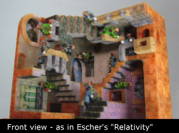 Relativity Crash Mash 3d printed