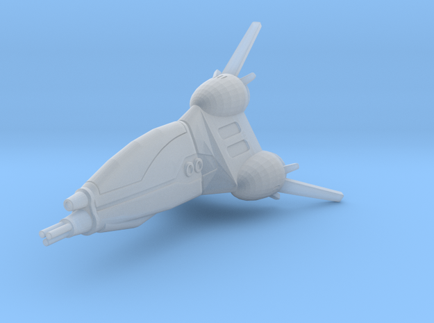 MAC01 Fighter Pod (1/200 scale) 3d printed
