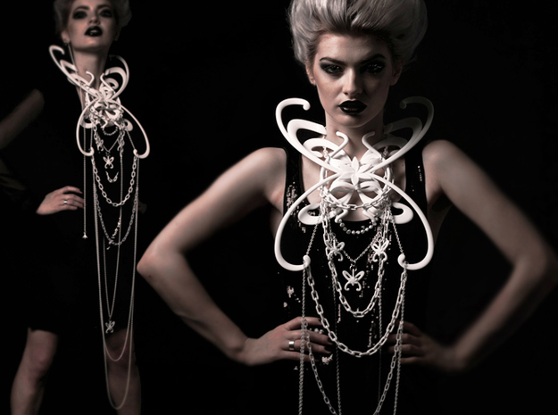 Mother in Chains 3d printed Photo: Roxane Grant
