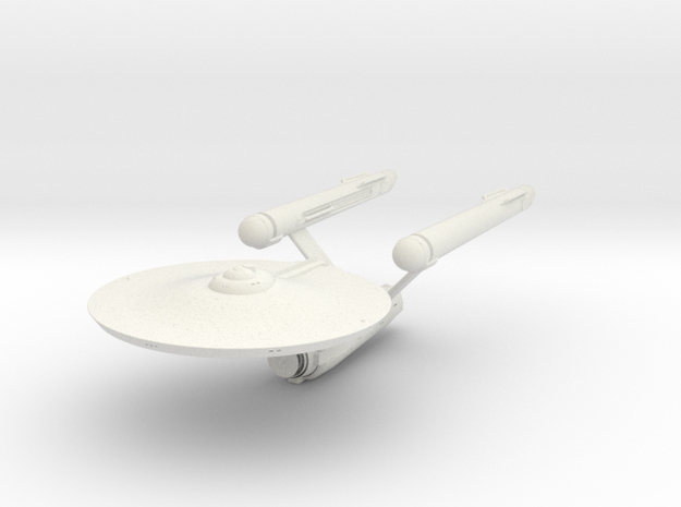 Old Enterprise With Open Bay