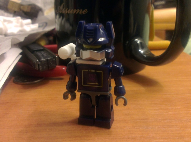 Kreon Soundwave Shoulder Cannon 3d printed