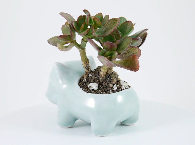 Ceramic Bulbasaur