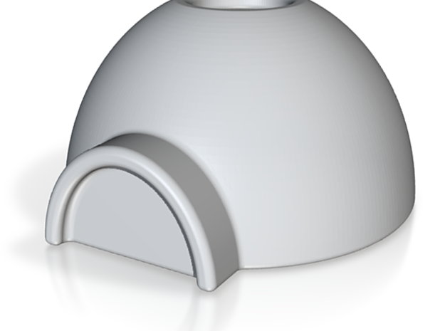 Igloo - Fragrance Diffuser 3d printed