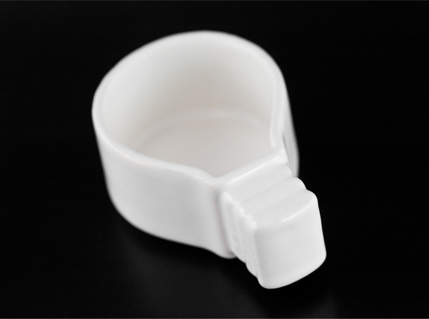 Light Bulb Espresso Cup 3d printed