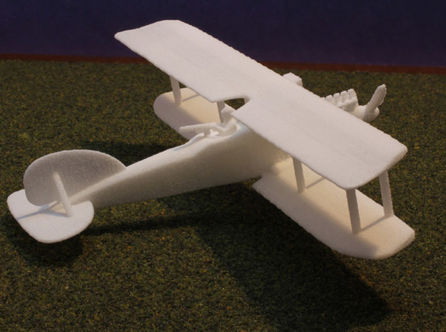 1/144 Albatros J.I 3d printed The actual print