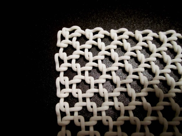 Square Fabric v3 3d printed