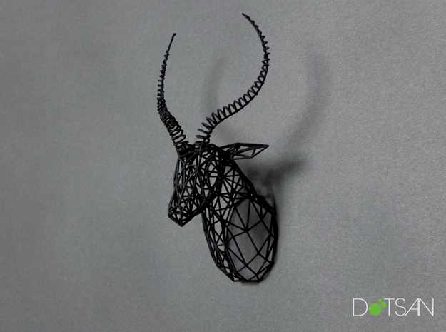 Wired Life Antelope Medium 3d printed