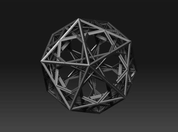 STAR-2 ( improved ) 3d printed Description