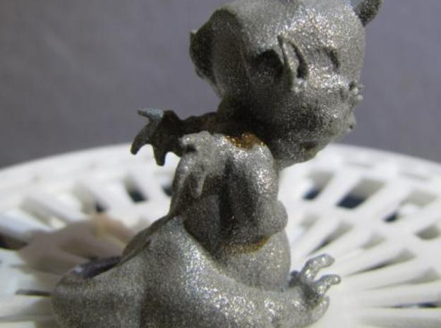 Dragon Baby statue 3d printed pic001