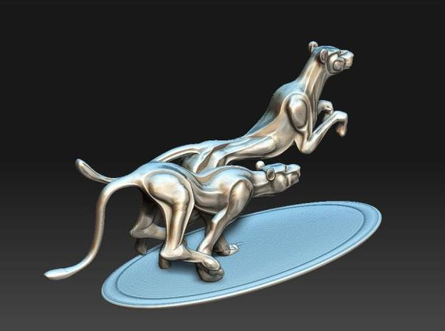 jaguars 3d printed Description
