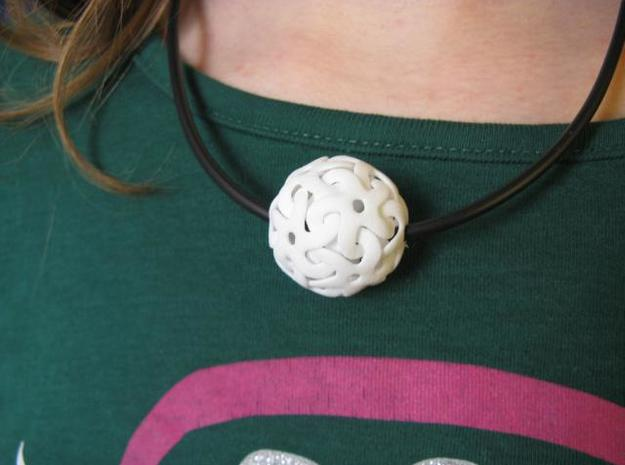 Starball Pendant 3d printed pendant
